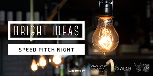 Bright Ideas Speed Pitch Night | Latrobe