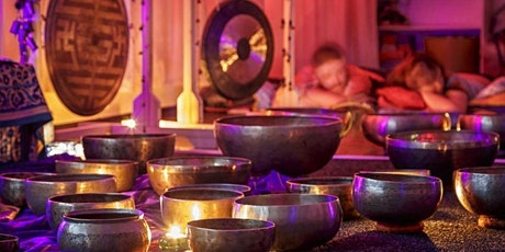Month End Sound Bath with Reiki tickets