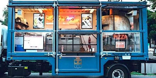 ATIRA LA TROBE RESIDENTS ONLY: Happy Camper Pizza & Gelato Food Truck