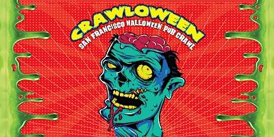 Crawloween: San Francisco Halloween Pub Crawl 2020
