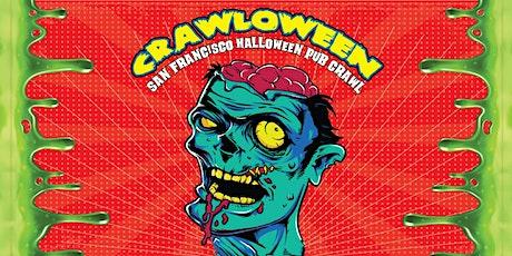 Crawloween: San Francisco Halloween Pub Crawl 2020 tickets