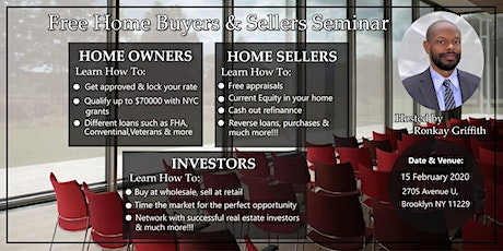 Funding your first Real Estate Deal tickets