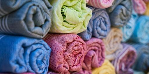 Furoshiki- Fabric Wrapping Workshop - Erina Library