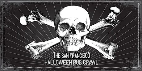 The San Francisco Halloween Pub Crawl tickets