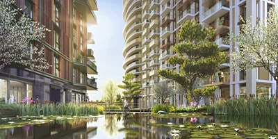 Water Gardens - London Property Launch (Consultati