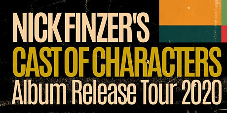 Nick Finzer's Cast of Characters LIVE in Denton @ Echo Lab! tickets