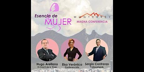 """""""Esencia de Mujer"""" Magna Conferencia boletos"""
