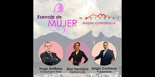 """""""Esencia de Mujer"""" Magna Conferencia"""