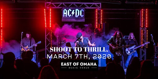 Shoot To Thrill AC/DC Tribute Band LIVE at East of Omaha