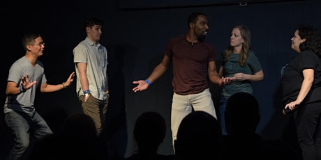 Buckshot - Saturday Night Improv Comedy tickets
