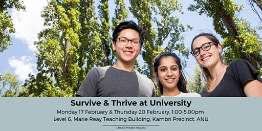 Survive & Thrive at University