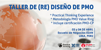 Taller Diseño y Rediseño PMO (Practical Thinking Experience - PMO Value Ring) & Certificación PMO-CP Lima 2020