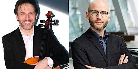 2020 Concert: Umberto Clerici & Daniel De Borah tickets