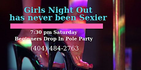$15 Ladies Night Out on the Pole Dance Class tickets