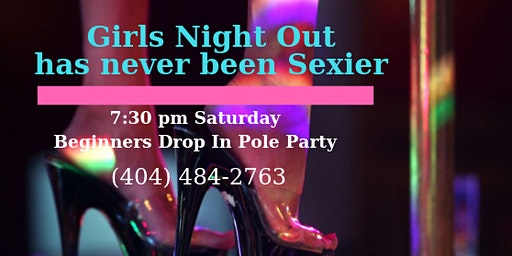 $15 Ladies Night Out on the Pole Dance Class