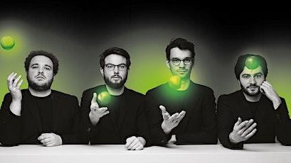 2020 Concert: Goldmund Quartet tickets