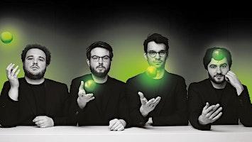 2020 Concert: Goldmund Quartet