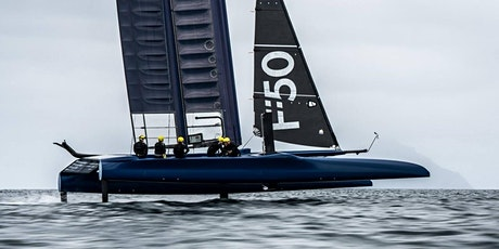 International Grand Prix Catamaran Sailing on SYDNEY Harbour. One afternoon only. tickets