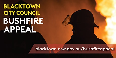 Bush Fire Appeal Fundraiser Evening tickets