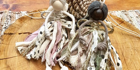 Macrame Fairies workshop with Mary from Knot Modern tickets