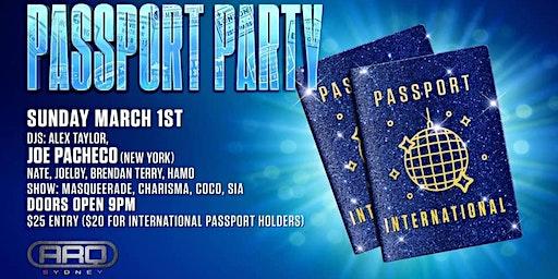 Mardi Gras 2020 - Sunday Night Passport Party