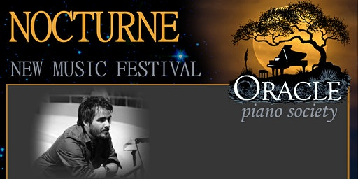 Nocturne New Music Festival Concert 1: Composer Christopher Norby