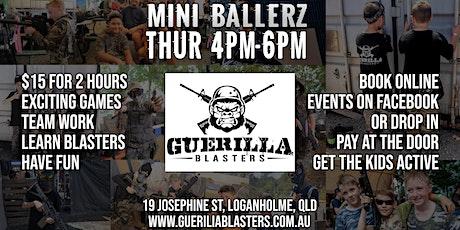 Mini Ballerz - Thursday Children Event 7-12 Yrs tickets