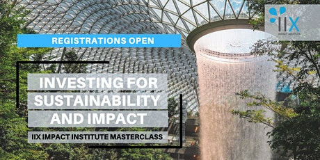 Investing for Sustainability and Impact tickets