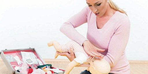 First Aid for parents, grandparents & caregivers