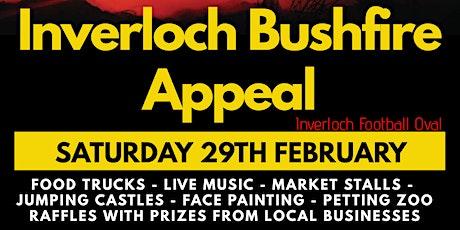 Inverloch Bushfire Appeal tickets