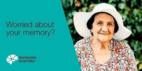 Worried about your memory? - GERALDTON - WA tickets