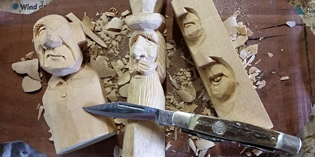 Whittling/Woodcarving Workshop - Beginners Level  tickets