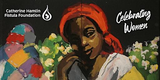 International Women's Day - Hamlin Art Exhibition by Wendy Sharpe