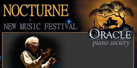 Nocturne New Music Festival Concert 2: James DeMars tickets