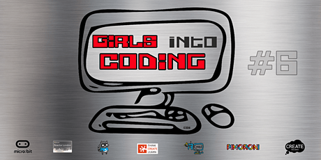 Girls Into Coding #6 - Join us & Get involved! tickets