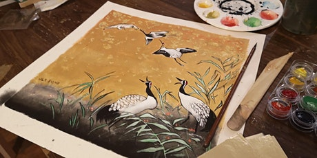 Japanese Painting Workshop tickets