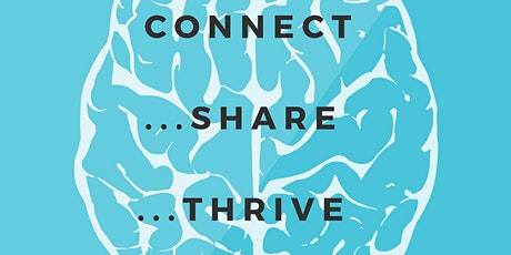 Connect, Share and Thrive!  A Disruptive Look at Mental Wellbeing at Work tickets