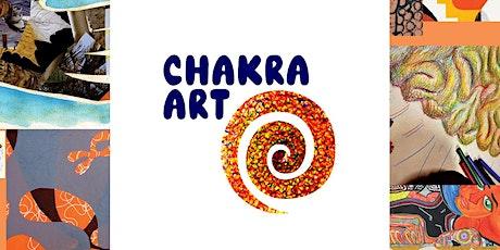 Chakra Art Workshop tickets