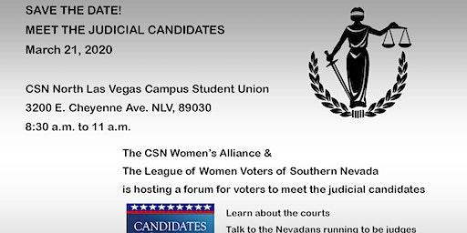 Meet the Judicial Candidates 2020