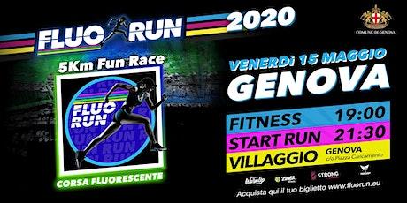 Fluo Run Genova biglietti
