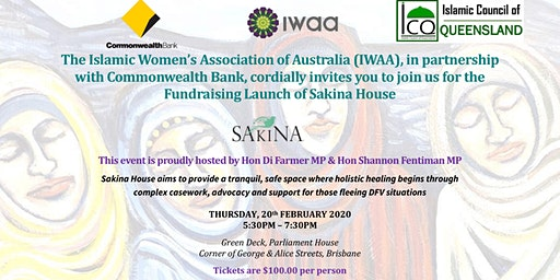 Fundraising Launch of Sakina House