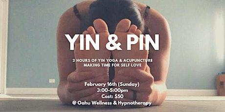 YIN & PIN tickets