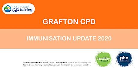 Grafton CPD: Immunisation Update 2020 tickets