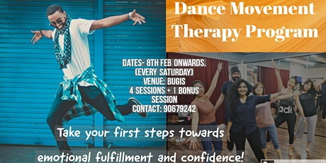 Dance Movement Therapy Program (Multiple Sessions) tickets