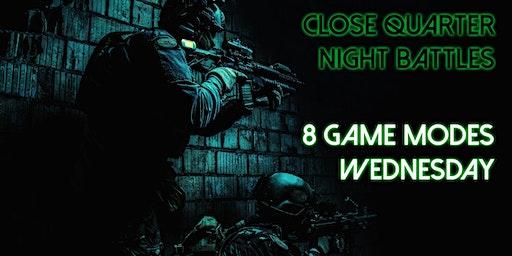 Weekday Wednesday (Night) BLAST