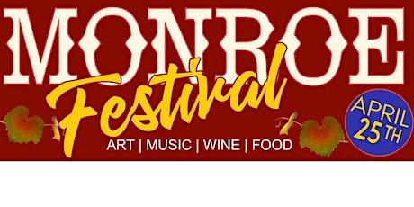 Monroe Festival 2020 tickets