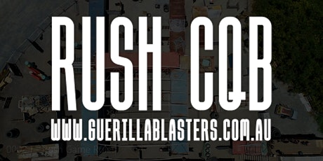 Rush CQB - Speedball League Day tickets