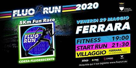 Fluo Run Ferrara tickets