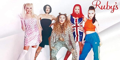 SPICE WORLD  & GIRL POWER TRIBUTE SHOW