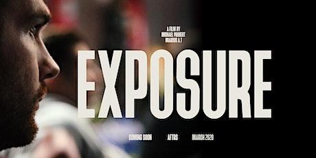 Exposure - Premiere Screening tickets